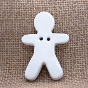 Bottoncino ceramica bambino