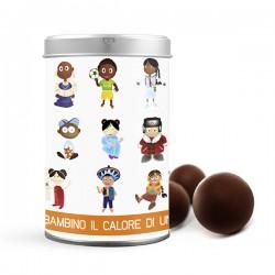 Boules di cioccolato G.100