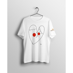 T-shirt illustrazione Alan...