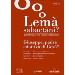 Lemà Sabactàni? n. 6 anno...