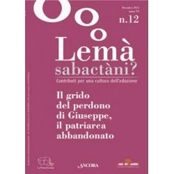 Lemà Sabactàni? n. 12 anno...